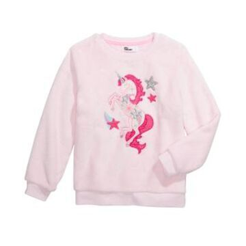 Epic Threads Little Girls Unicorn Sweatshirt, Created For Macy's