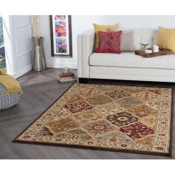 Bliss Rugs Cornell Traditional Indoor Area Rug