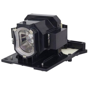 Hitachi CP-X5550 Assembly Lamp with High Quality Projector Bulb Inside