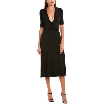 Elisabetta Franchi Womens Maxi Dress