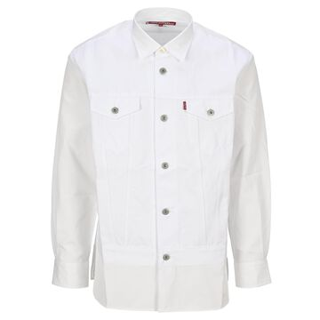 Junya Watanabe X Levis Denim Shirt