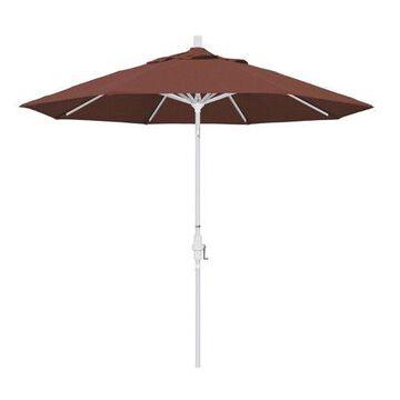 California Umbrella Golden State Market Tilt Olefin Patio Umbrella, Multiple Colors