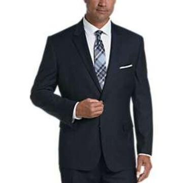 Pronto Uomo Navy Stripe Modern Fit Suit