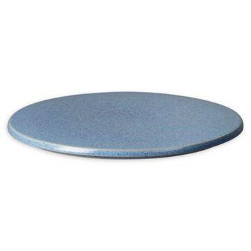 Denby Studio Blue 12-Inch Cheese Plate