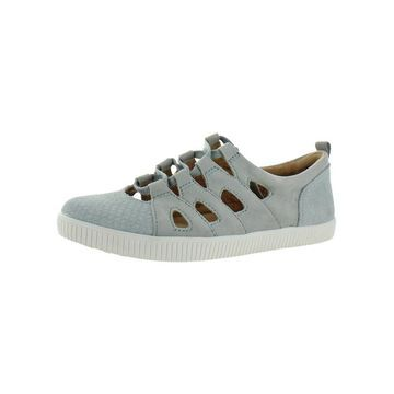 Earth Womens Mulberry Sneakers Suede Cushioned