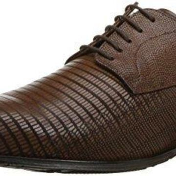 Giorgio Brutini Men's Emery Oxford, Tobacco, 11.5 M US