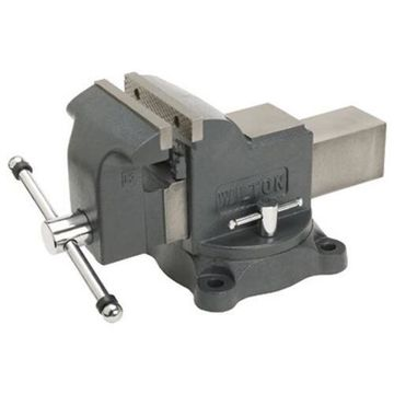 Wilton 825-63304 Ws8 8 Inch Shop Vise With Swivel