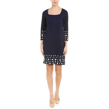 Joan Vass Womens Shift Dress
