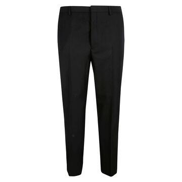 Prada Plain Cropped Trousers