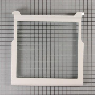 Roper Refrigerator Part # WPW10276354 - Glass Shelf - Genuine OEM Part