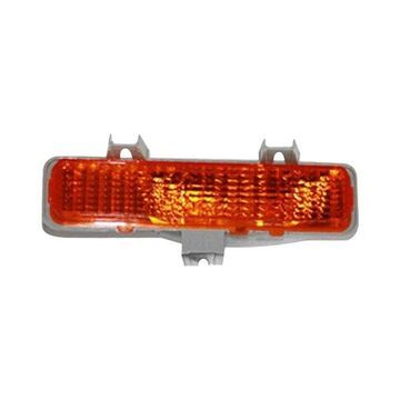 12-1248-01 Left Hand Passenger Side Replacement Turn Signal & Parking Light for 1983-1994 Chevy Blazer-Jimmy & 1982-1993 S-10 Snoma
