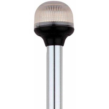 Attwood All-Round Pole Light with Fixed Base, Anti Glare 8