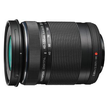 Olympus MZuiko ED 40mm-150mm f4-56 Zoom Lens for Micro Four Thirds