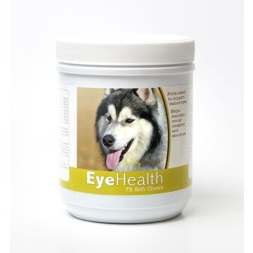 840235145769 Siberian Husky Eye Health Soft Chews - 75 Count