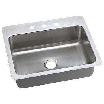 Elkay DLSR2722103 Gourmet Single Bowl Sink