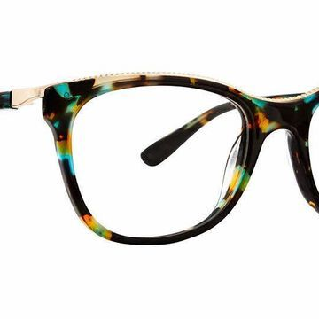 XOXO Provence Eyeglasses in Black