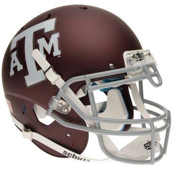 Texas A&M Aggies Schutt Full Size Authentic Helmet