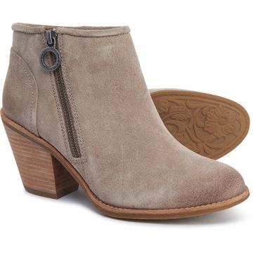 Sofft Walker Ankle Boots - Suede (For Women)