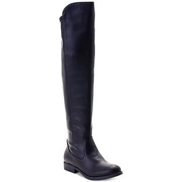 Style & Co. Womens Hayley Closed Toe Over Knee Riding Boots