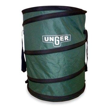 Unger, UNGNB300, Nifty Nabber Garbage Bagger, 1 Each, Green, 30 gal