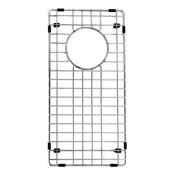 VIGO Chrome 8 5/8 x 17 3/4 inches Kitchen Sink Bottom Grid