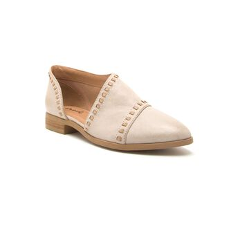 Qupid Womens Tuxedo 123 Loafers Slip-on Closed Toe