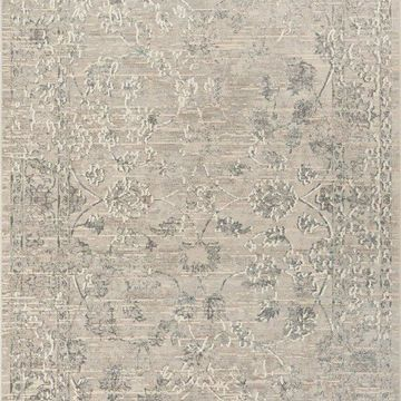Well Woven Campo Emily Vintage Distressed Oriental Beige Area rug