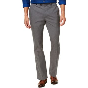 Tasso Elba Mens Classic Casual Trousers