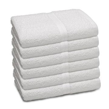 Martex 6-pack Commercial Bath Towel Set
