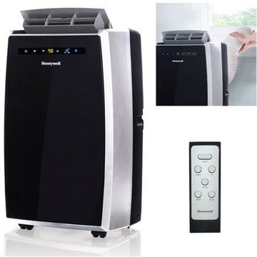 Honeywell MN Series Portable Air Conditioner with Dehumidifier & Fan for Rooms Up To 450 Sq. Ft.