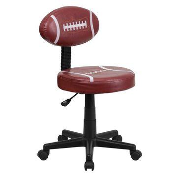 Football Task Chair - Flash Furniture