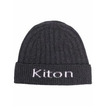 Kiton Hats Grey