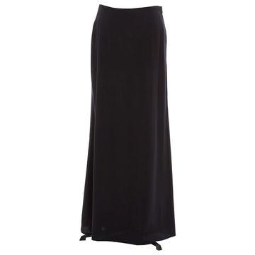 Yohji Yamamoto Navy Wool Skirts