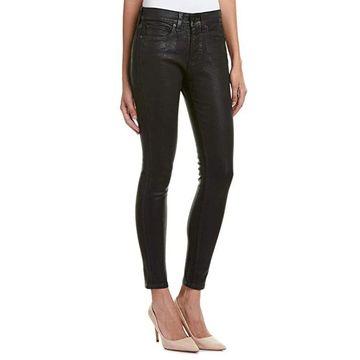 Spanx The Slim-X Black Lacquer Skinny Leg, Black, 32
