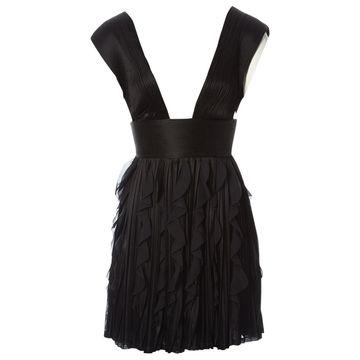 Givenchy Black Polyester Dresses