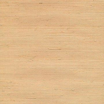 Kenneth James Hotaru Peach Grasscloth Wallpaper