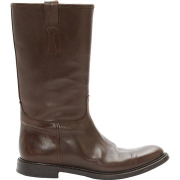 Church's Brown Leather Boots