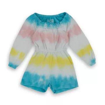 Sovereign Code Size 0-3M Multicolor Tie Dye Romper