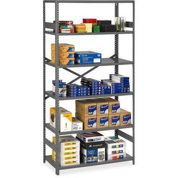 Tennsco Commercial Shelf