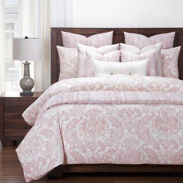 Siscovers Modern Farmhouse Parlour Rose Blush Bedding Set
