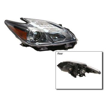 TYC NSF Certified Headlight Assembly