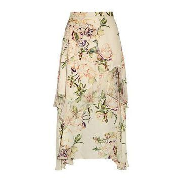 HAUTE HIPPIE 3/4 length skirt