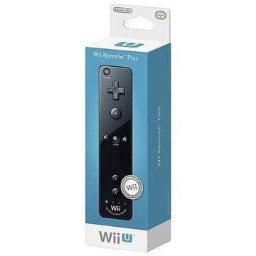 Nintentdo Wii Remote Plus - Black (Wii/Wii U)