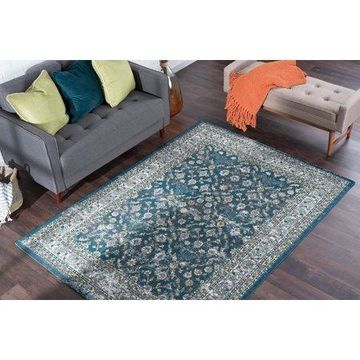 Bliss Rugs Lucy Traditional Indoor Area Rug