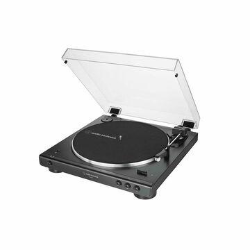 Audio Technica AT-LP60XBT Black Turntable w/Bluetooth