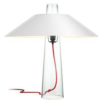 Sonneman Sky Table Lamp, Clear Glass - 4750-87W