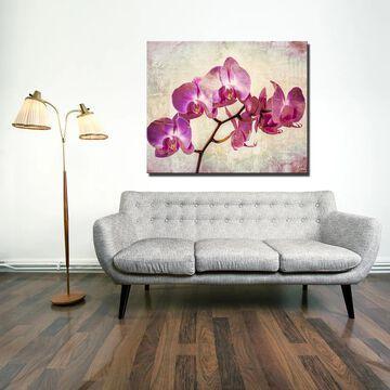 Ready2HangArt 'Painted Petals XVIII' Canvas Wall Art