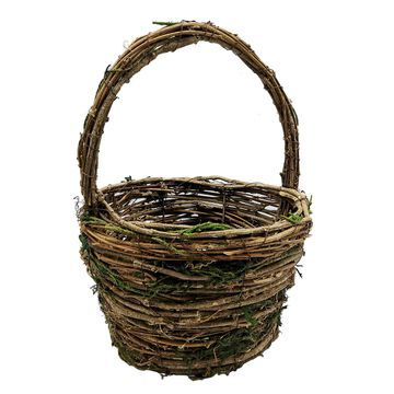 Twig & Moss Basket by Celebrate It