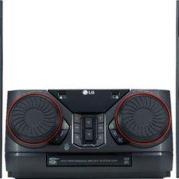 LG - 300W Audio System - Black