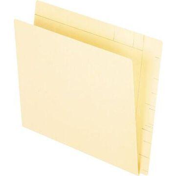Pendaflex Conversion Folders, Straight Cut, Top Tab, Letter, Manila, 100/Box | Quill